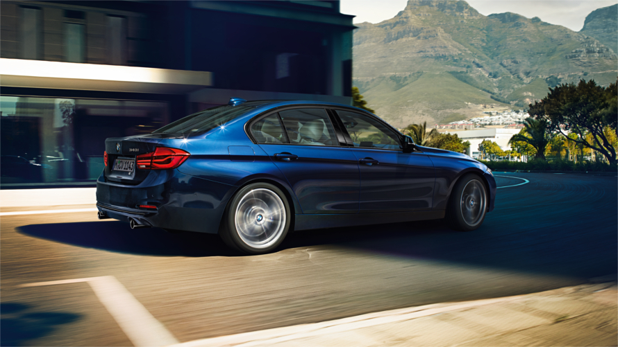 Series Sedan >> Bmw 3 Series Sedan At A Glance