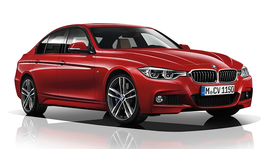 Bmw 3 Series Sedan Driving Dynamics Amp Efficiency