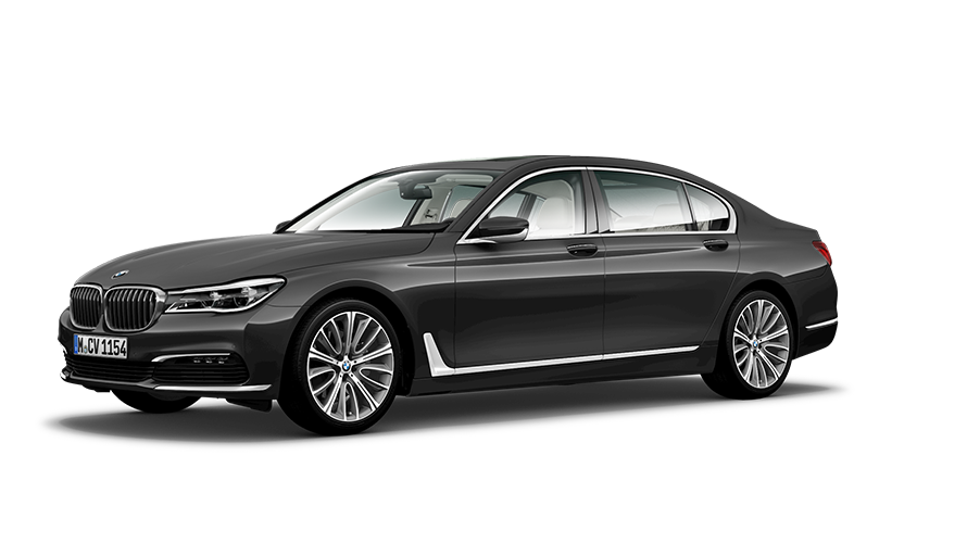 The All New BMW 7 Series