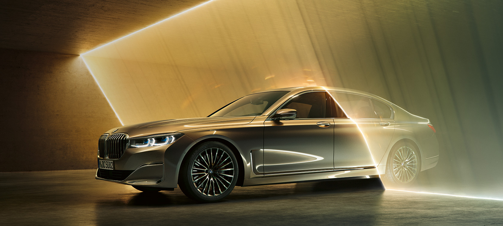Series Sedan >> Bmw 7 Series The Sedan Of The Luxury Class Bmw Co Id