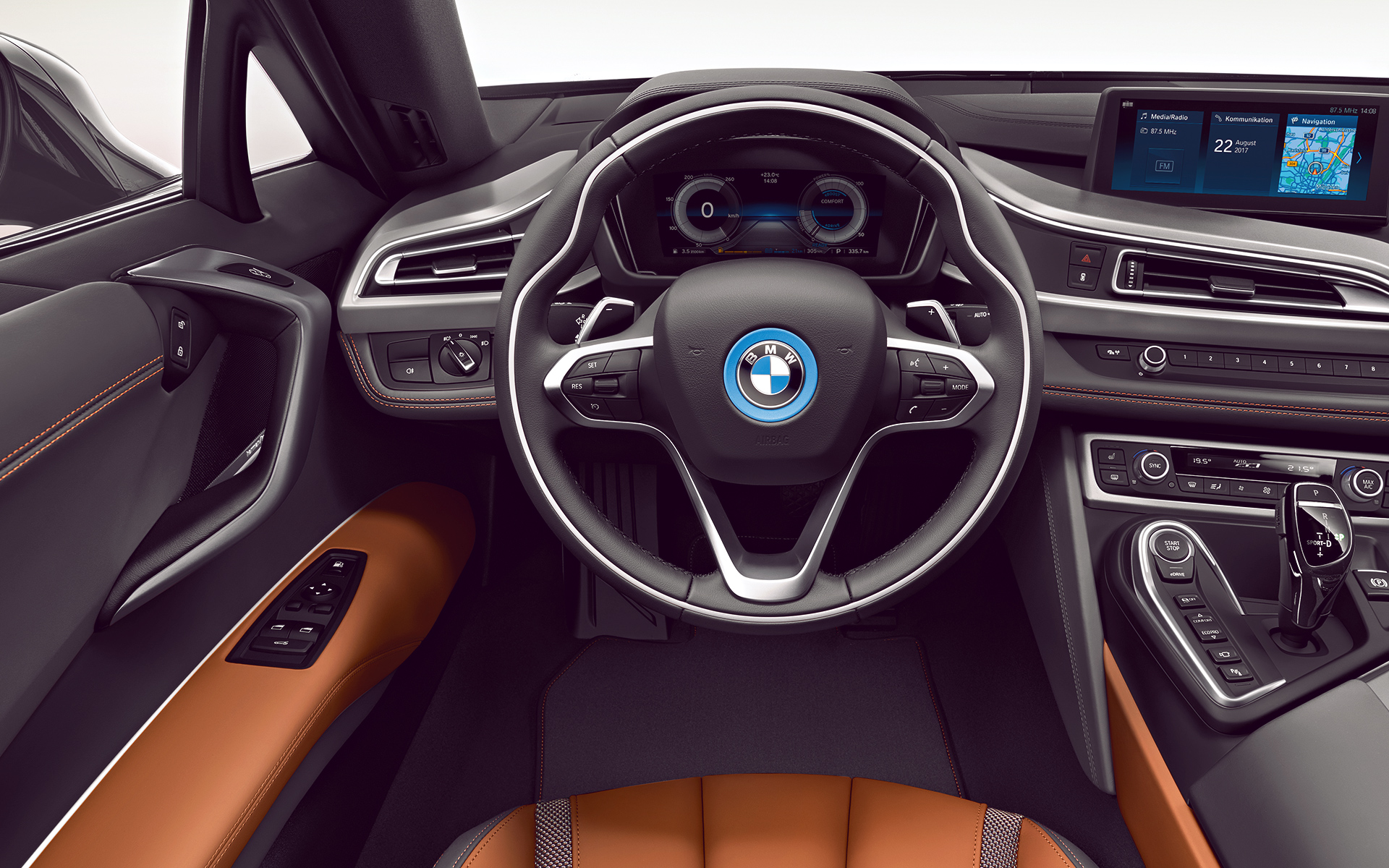 Bmw I8 Coupe Images Videos