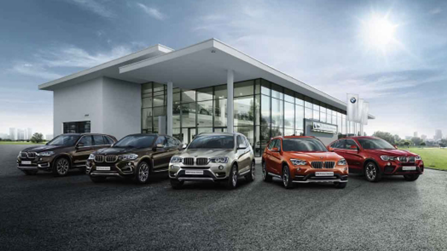 BMW Pre Owned >> Bmw Used Cars